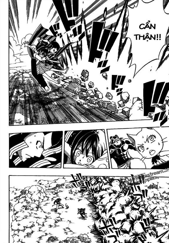 Fairy Tail chap 213 trang 13