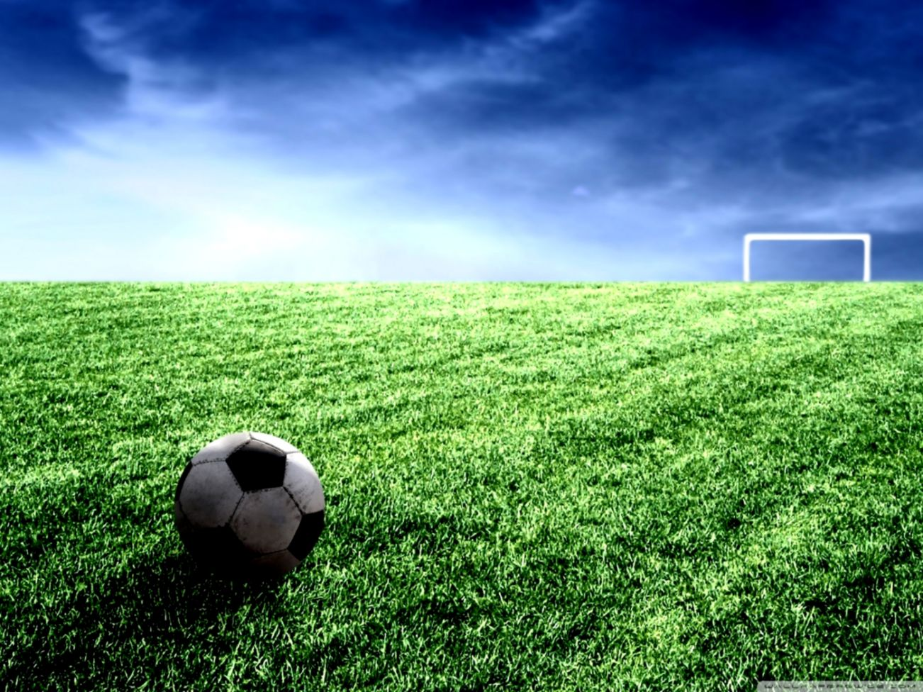 Soccer Field Cool Wallpapers Wallpapers Point