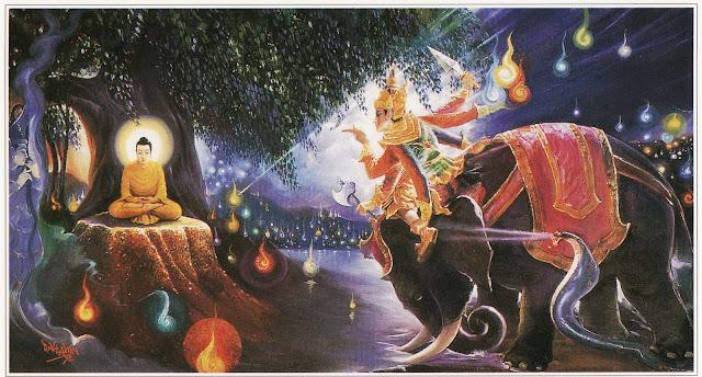 Đạo Phật Nguyên Thủy - Kinh Trung Bộ - 28. Đại kinh Dụ dấu chân voi