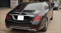 Đuôi xe lên đời giống Mercedes Maybach S560 4MATIC 2019