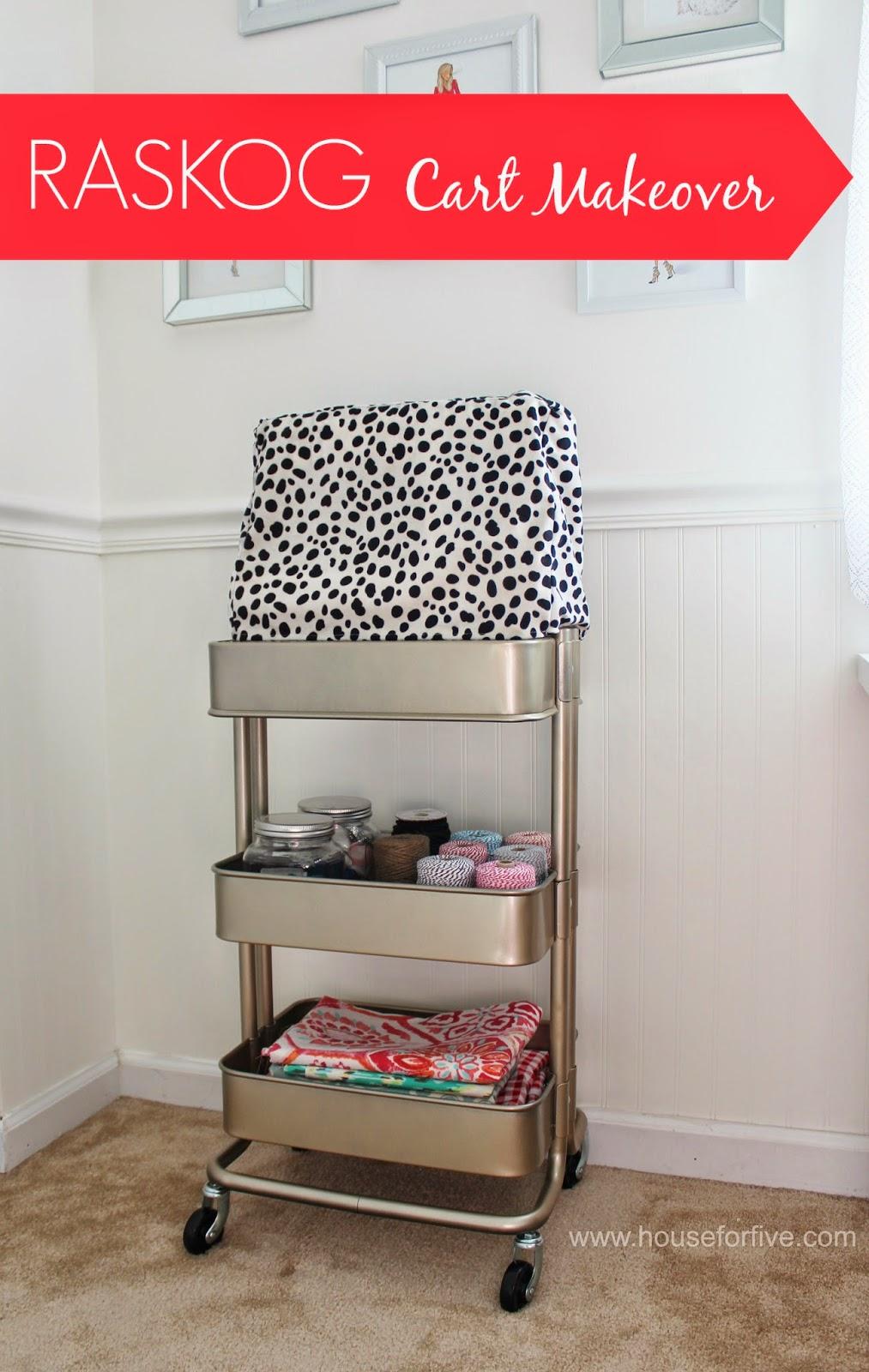 ikea raskog makeover joy studio design gallery best design. Black Bedroom Furniture Sets. Home Design Ideas