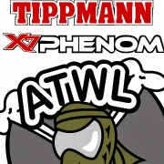 Tippinators Tippmann X7 Phenom Atlantic Tactical Woodsball League