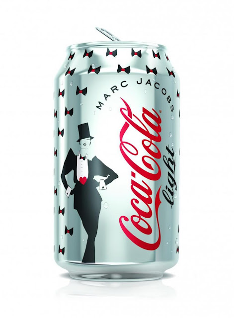 Green Pear Diaries Marc Jacobs Coca Cola Light