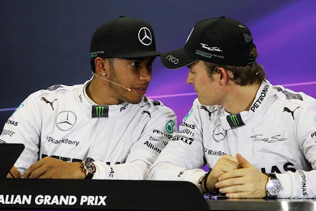 Belum Balapan, Rosberg Sudah Menyerah Pada Hamilton di Canada