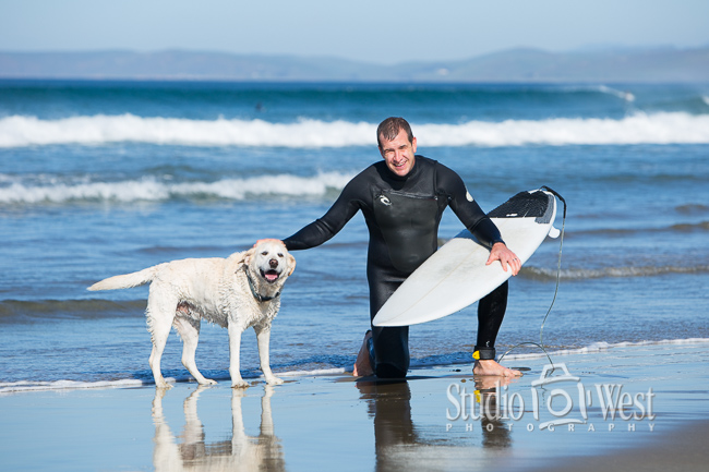 Business man surfer photo - website photography - Lifestyle photographer - Studio 101 West Photography