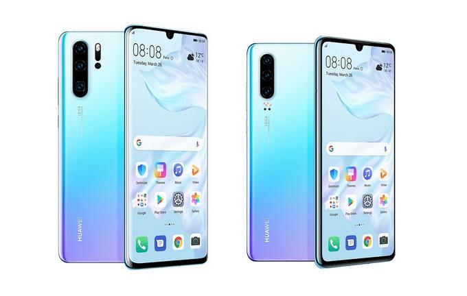 Huawei P30 Pro dan Huawei P30