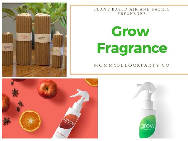 Grow Fragrance Freshens Your World With Scents From Nature #mbphgg18