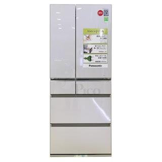 Tủ lạnh INVERTER Panasonic NRF610GTN2