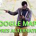 افضل خمسة تطبيقات بديلة خرائط جوجل