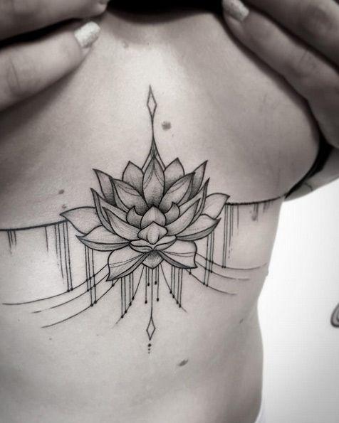 Tatuajes De La Flor Del Loto Y Su Significado Belagoria La Web