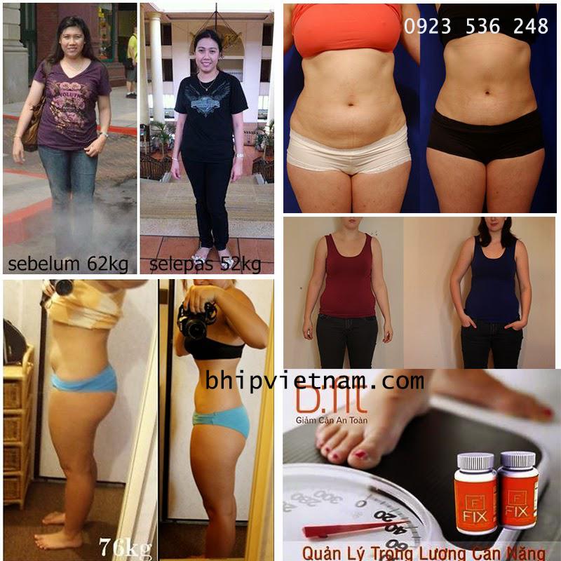 Fix giảm cân có tốt không