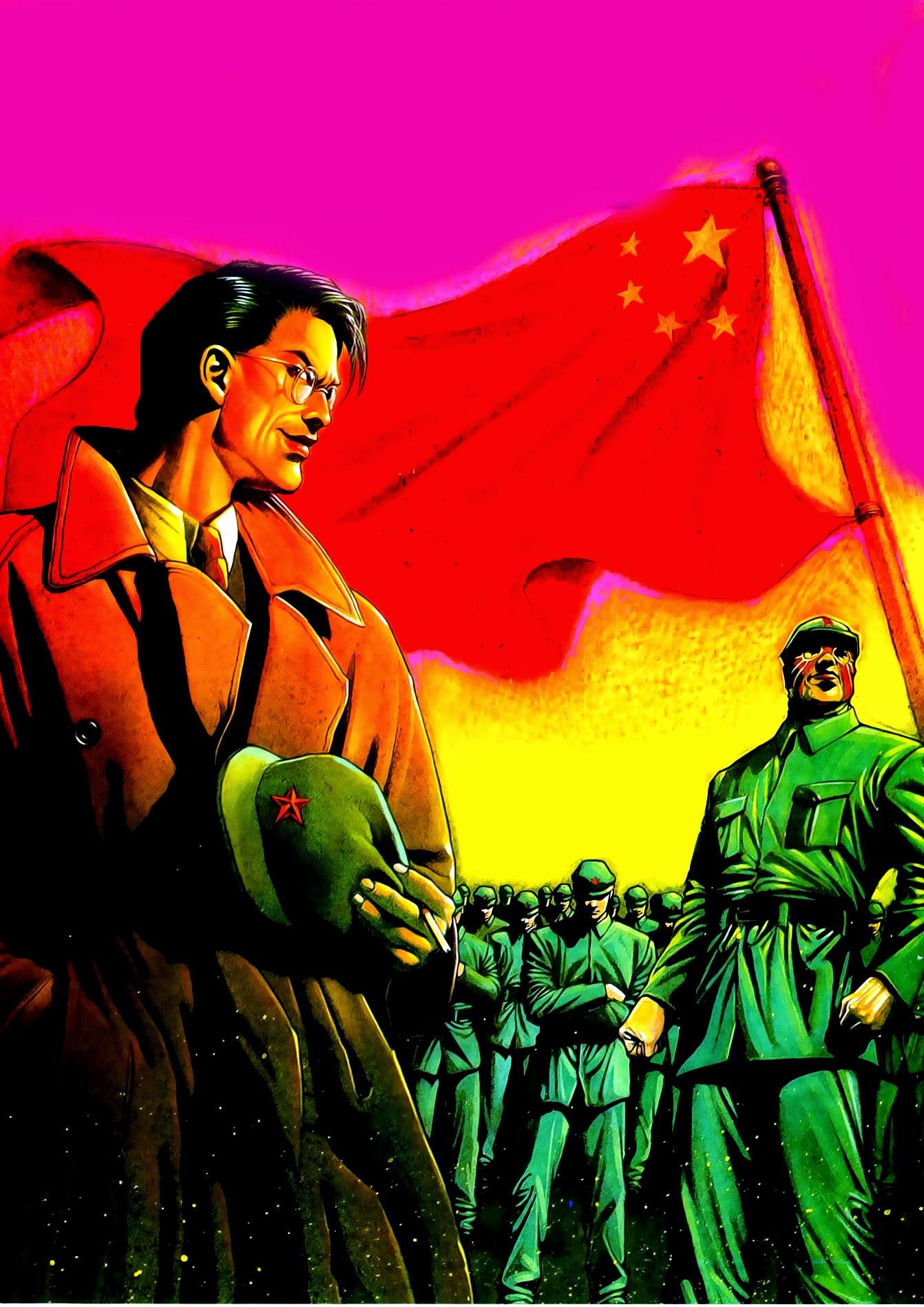 Người Trong Giang Hồ chapter 87: chống lưng của a khôn trang 1