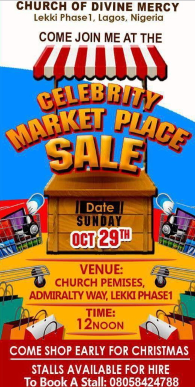 church of divine mercy celebrity marketplace sale
