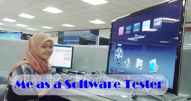 Software tester di Samsung