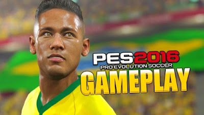 GamePlay For PES 2016 PC Extracted From PES 2017
