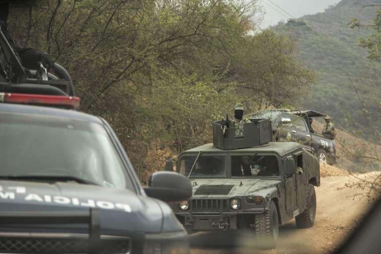 Ejército abandona zona serrana de Badiraguato y vuelven Sicarios a continuar la guerra