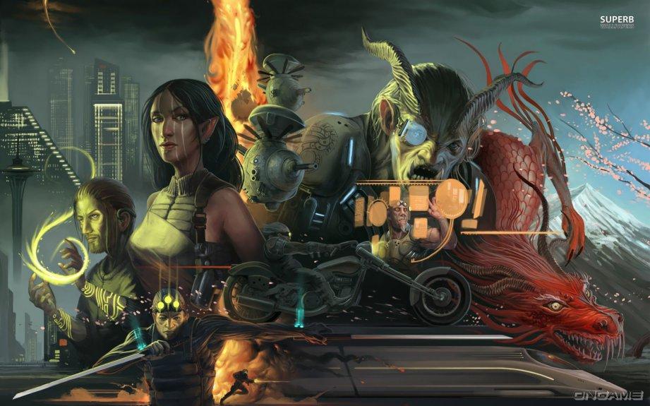 Shadowrun, un juego genial con muchos años a sus espaldas
