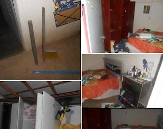 Ladrões arrombam casa de vereador na zona rural de Sossego