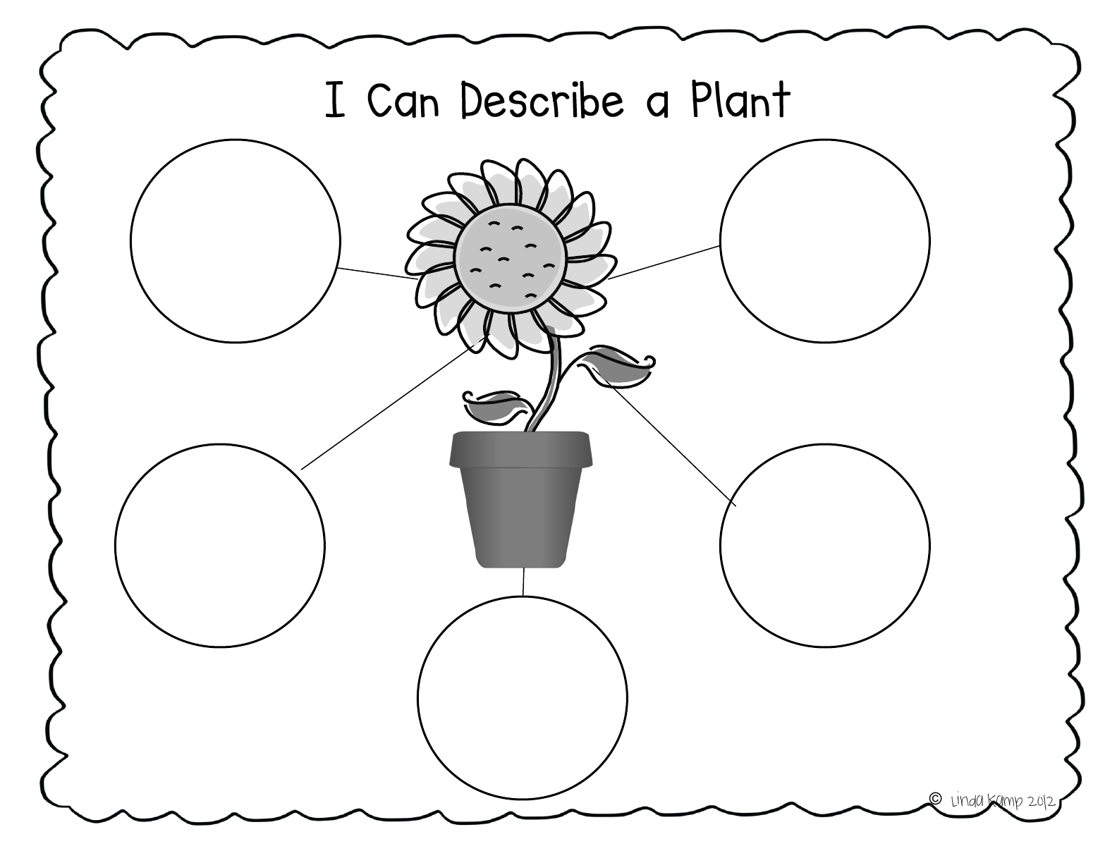 Worksheet 564729 Plant Worksheets for Kindergarten Children – Plant Worksheets for Kindergarten