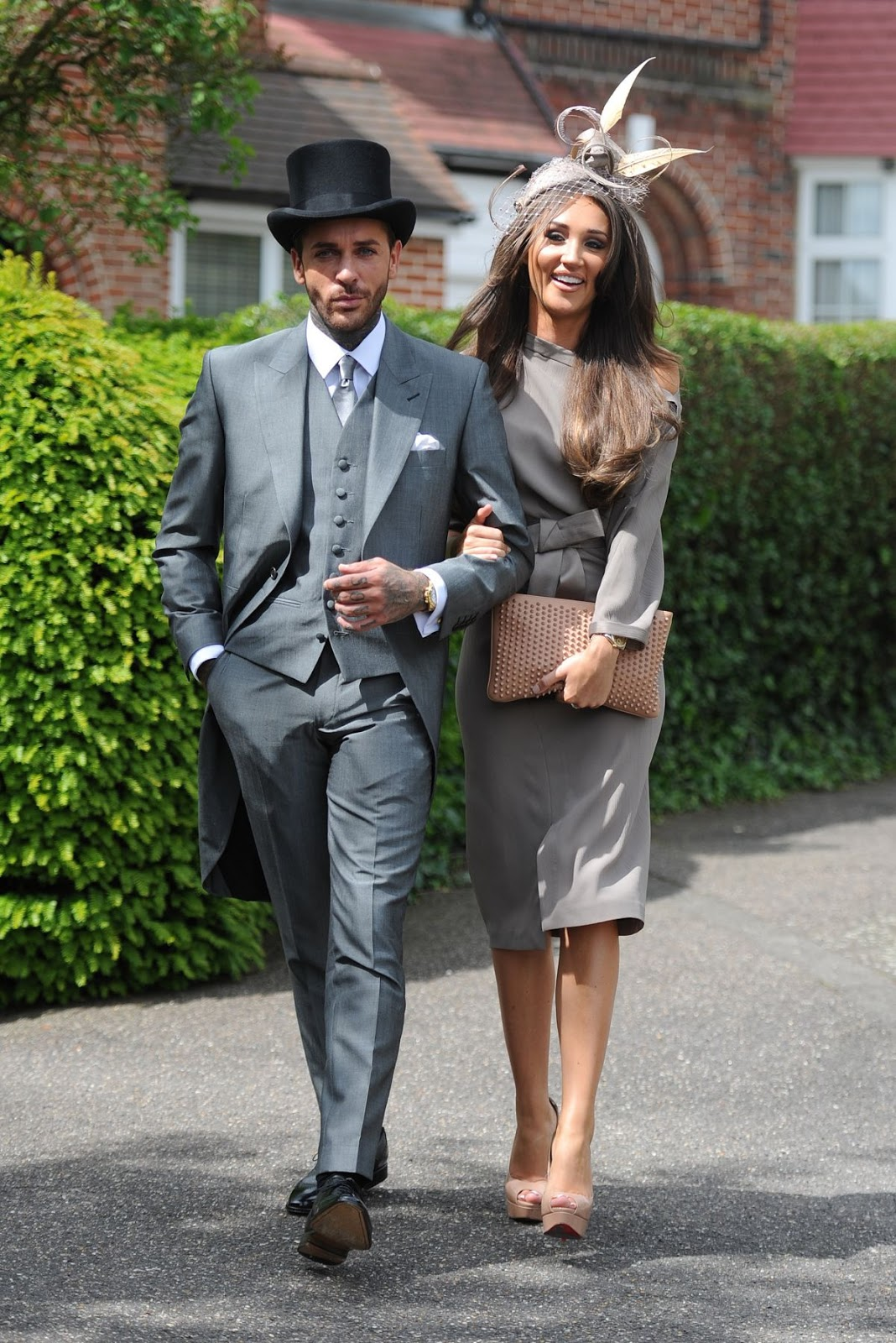 Megan Mckenna Heading To Ascot Races For Ladies Day