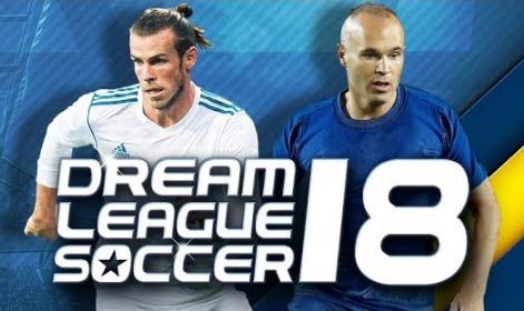 dream league 2018 mod apk