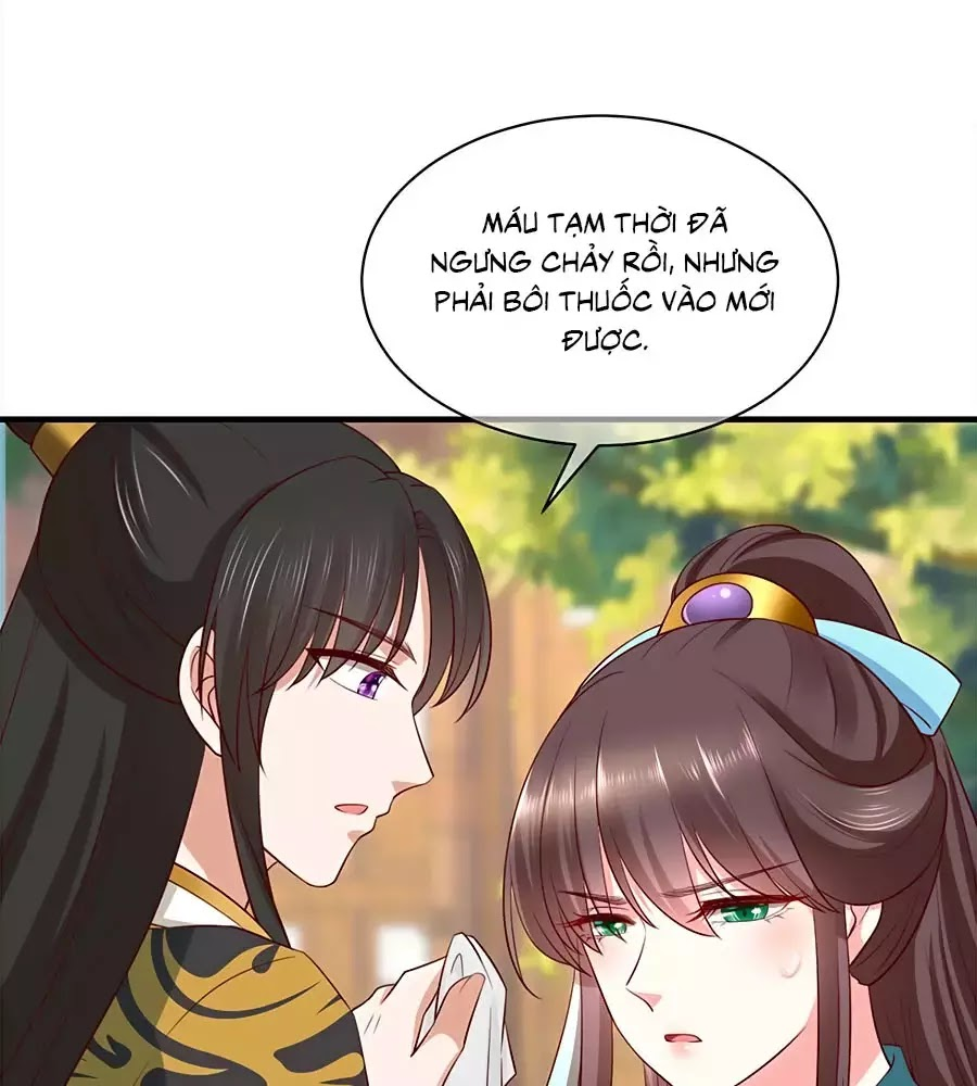 Quyền Phi Chi Đế Y Phong Hoa Chapter 8 - Trang 11