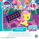 My Little Pony Series 1 Fluttershy Cutie Mark Crew Card