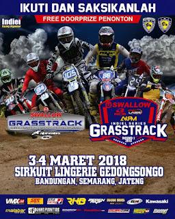 Kejurnas Grasstrack 2018 Seri 1 Semarang