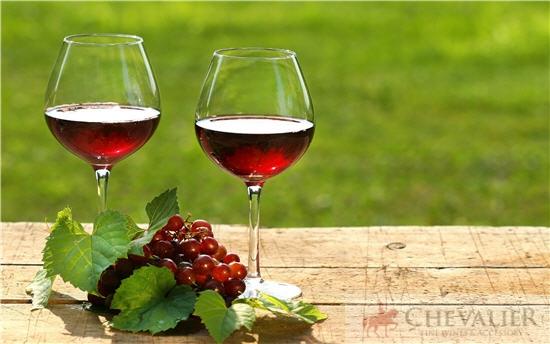 Khỏe cùng rượu vang