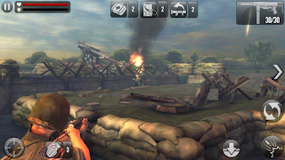 FRONTLINE COMMANDO: D-DAY 3.0.4 Apk Data for Android