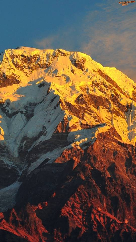 Picture of Mountain to Mobile Phone 540x960