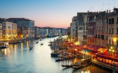 افضل الفنادق والمطاعم في فينيسيا