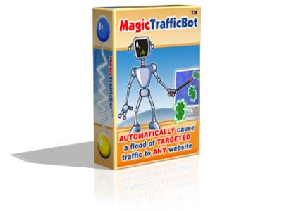 Tráfico Magia Bot v1.1 - Cracked