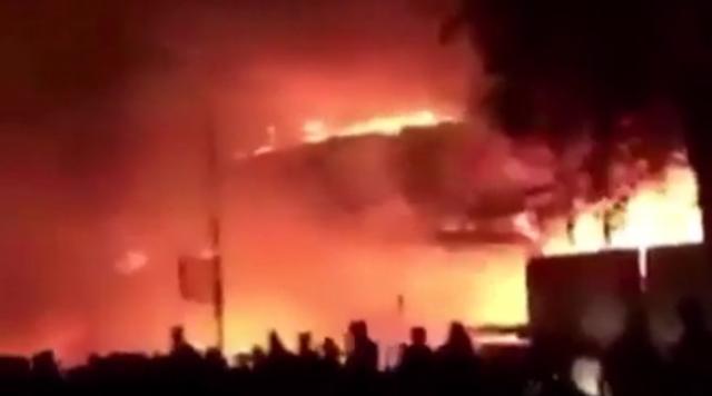 Serangan Bom Baghdad Menewaskan 125, ISIS Mengklaim Tanggung Jawab