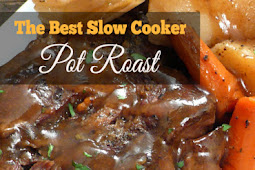 The Best Slow Cooker Pot Roast I've Ever Made! - Perfect Dinner Recipe