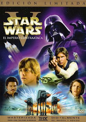 Star Wars: Episode V – The Empire Strikes Back [1980] [DVDR] [R1] [NTSC] [Latino]