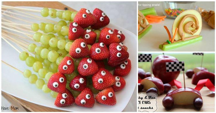 Healthy Food Craft Ideas