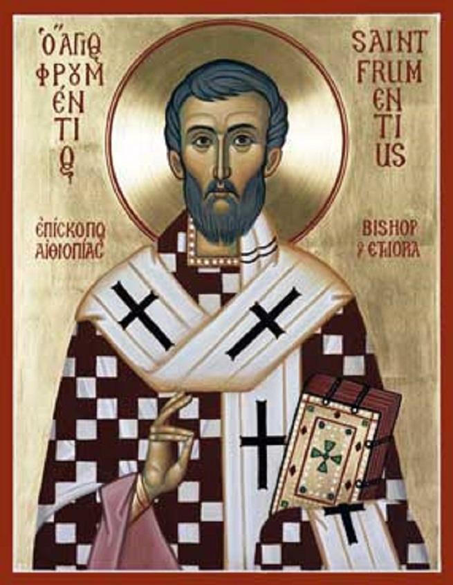 St. Frumentius of Ethiopia