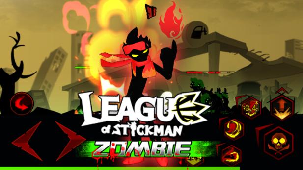 Zombie Avengers Stickman MOD APK