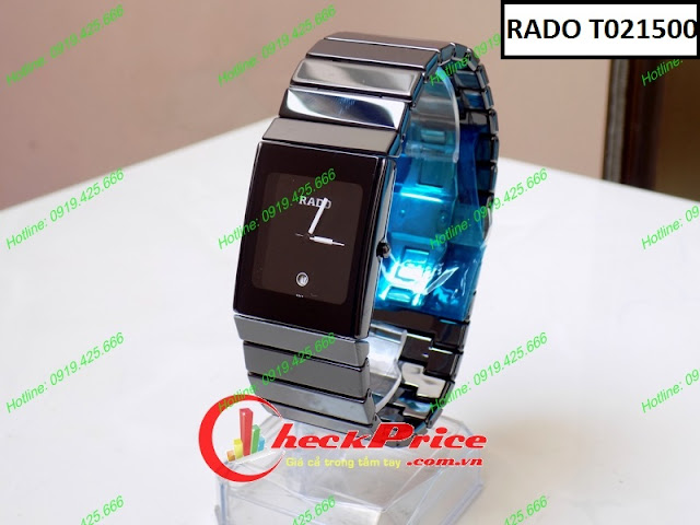 Đồng hồ nam mặt vuông Rado T021500