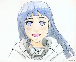Hinata Hyuuga - Naruto Shippuden