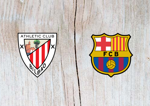 Athletic Bilbao vs Barcelona Full Match & Highlights 10 February 2019