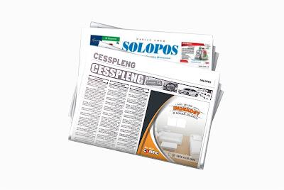 iklan indekost di koran solopos