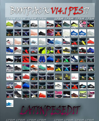 PES 2017 Bootpack v14.1 AIO by LPE09