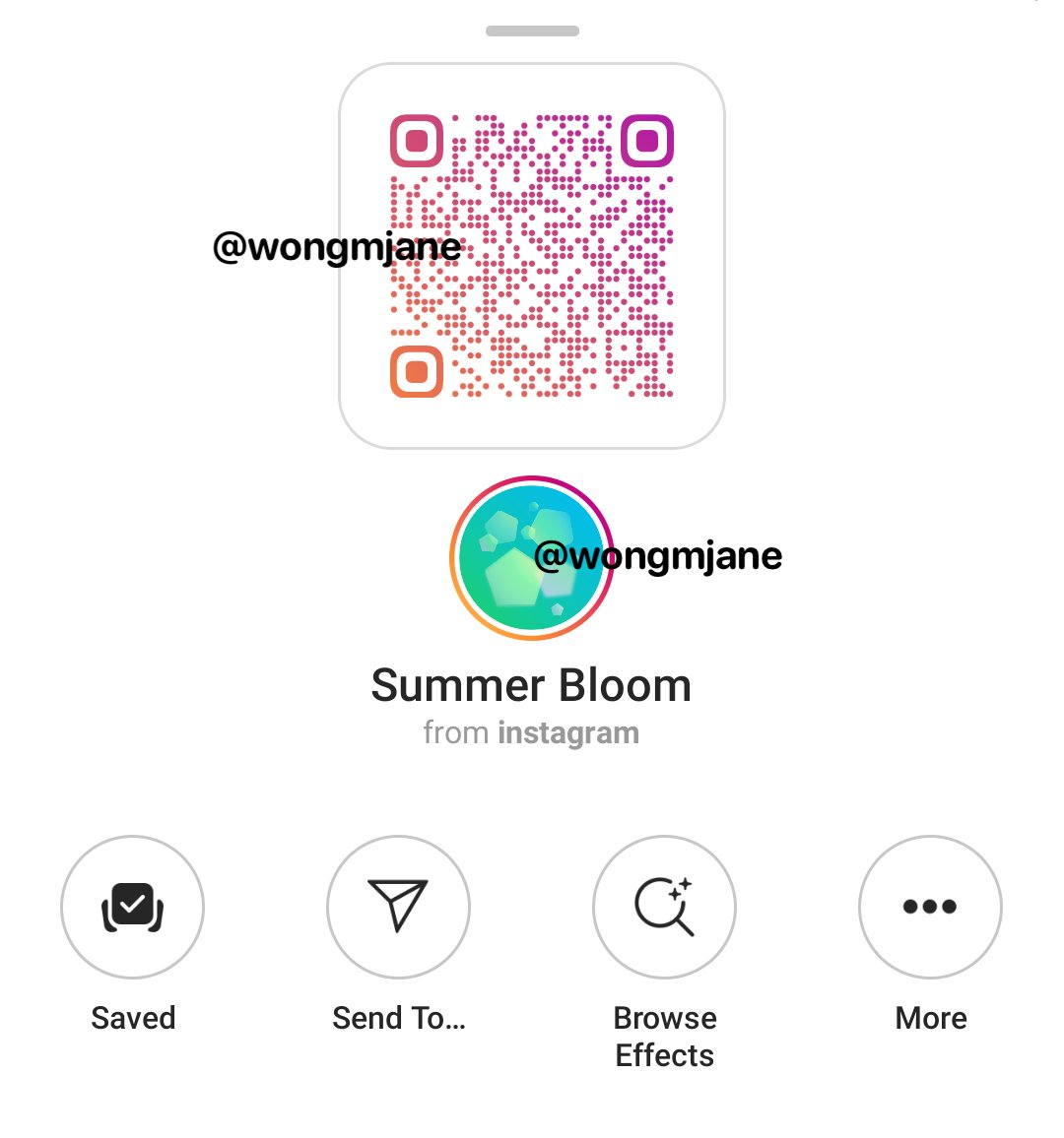 Instagram is working on Effect Stories and Effect QR Codes