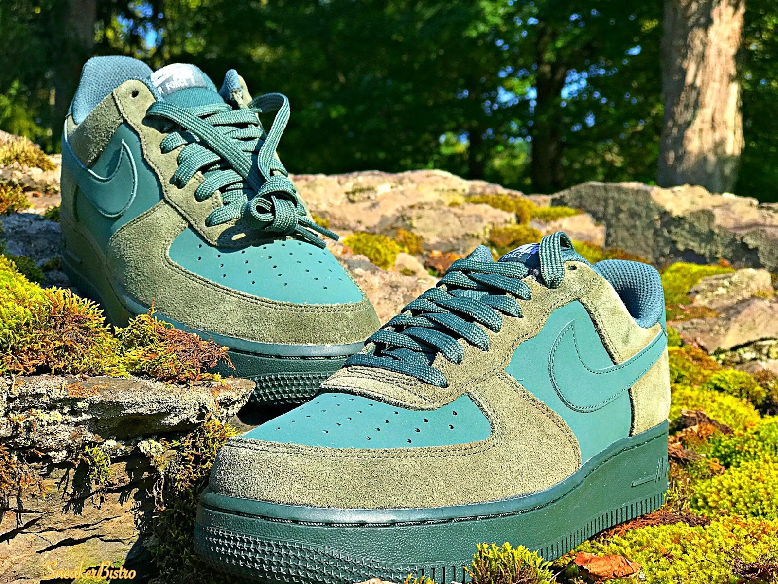 sale retailer ca9d9 48bc0 Nike Air Force 1 Low River Rock