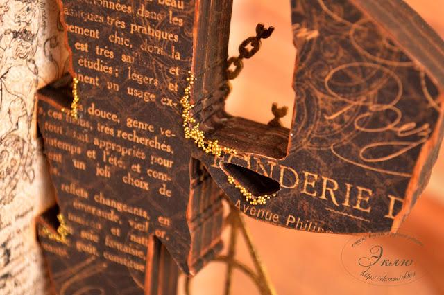 "Волшебный мир ""Harry Potter"" , альтерскрап,  Студия ""Эклю"", @koshchavtseva_irina @tarasova_dariya @studio_eklyu #СПволшебный_мир_ГП"