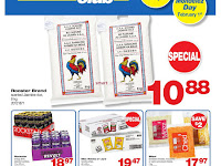 Wholesale Club Menu Flyer Valid January 18 - febuary 7, 2018