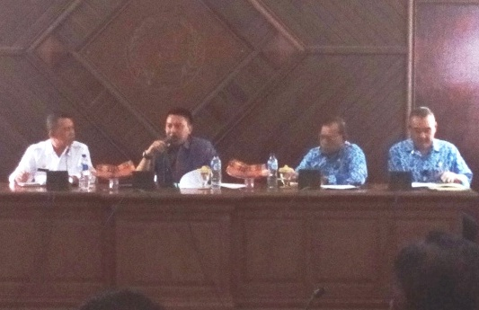 Bupati Pimpin Rapat Pemantapan, Rancangan KUA TA 2017, Kab.Kep.Selayar