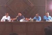 Bupati Pimpin Rapat Pemantapan Rancangan KUA TA 2017 Kab.Kep.Selayar